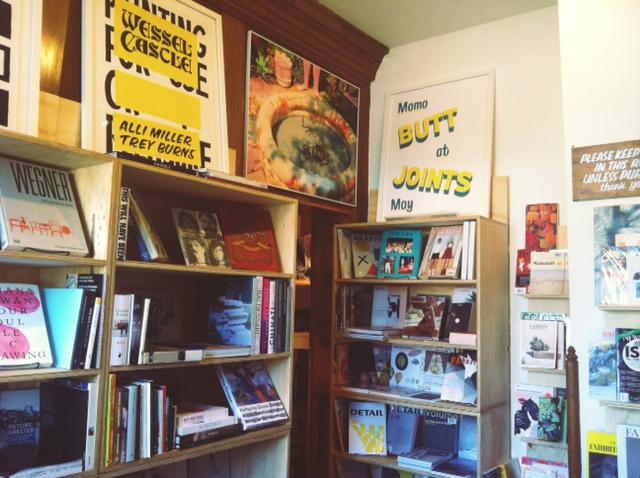 May Books interior