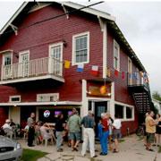 New Orleans' Mid-City Yacht Club Bar