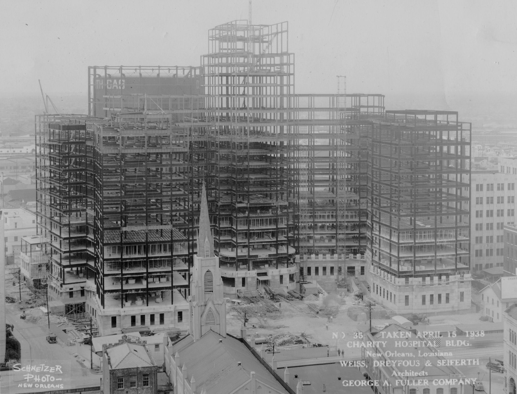 Image courtesy of Louisiana Division/City Archives, New Orleans Public Library