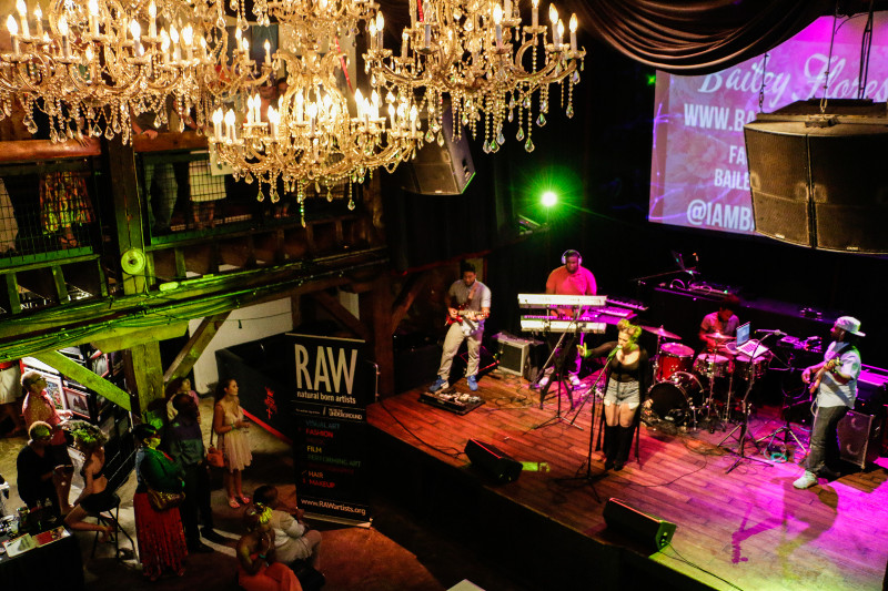 Where To Listen To Music In New Orleans If You Are Underage