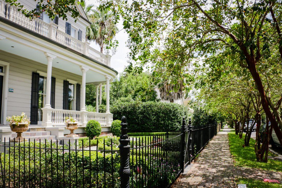 Nola neighborhood top 10 garden district - Garden district new orleans restaurants ...