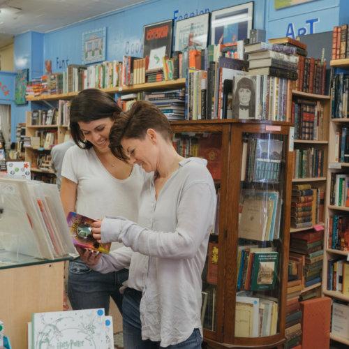 LGBT bookstore, gay bookstore