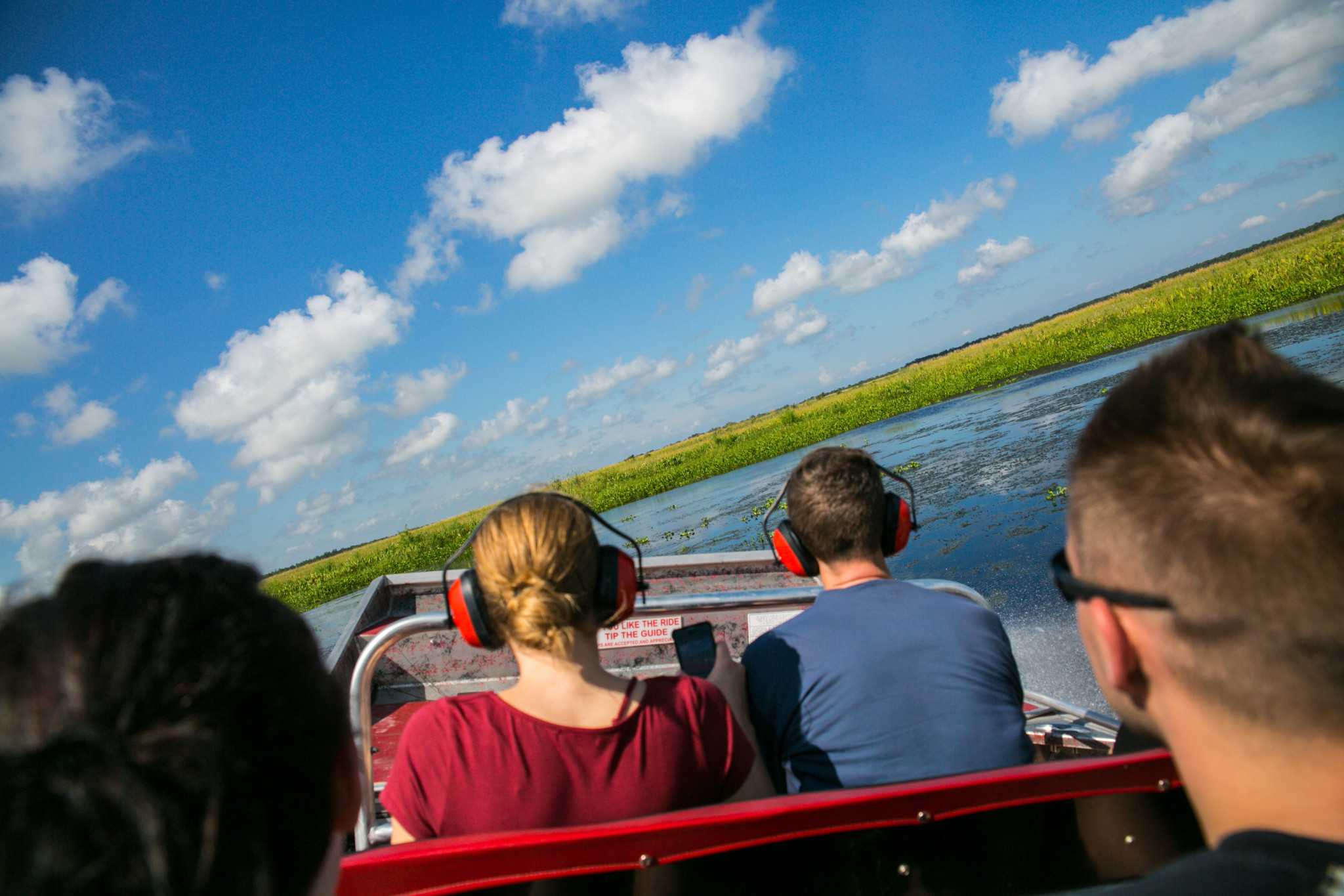 New Orleans Swamp Tours for the Family