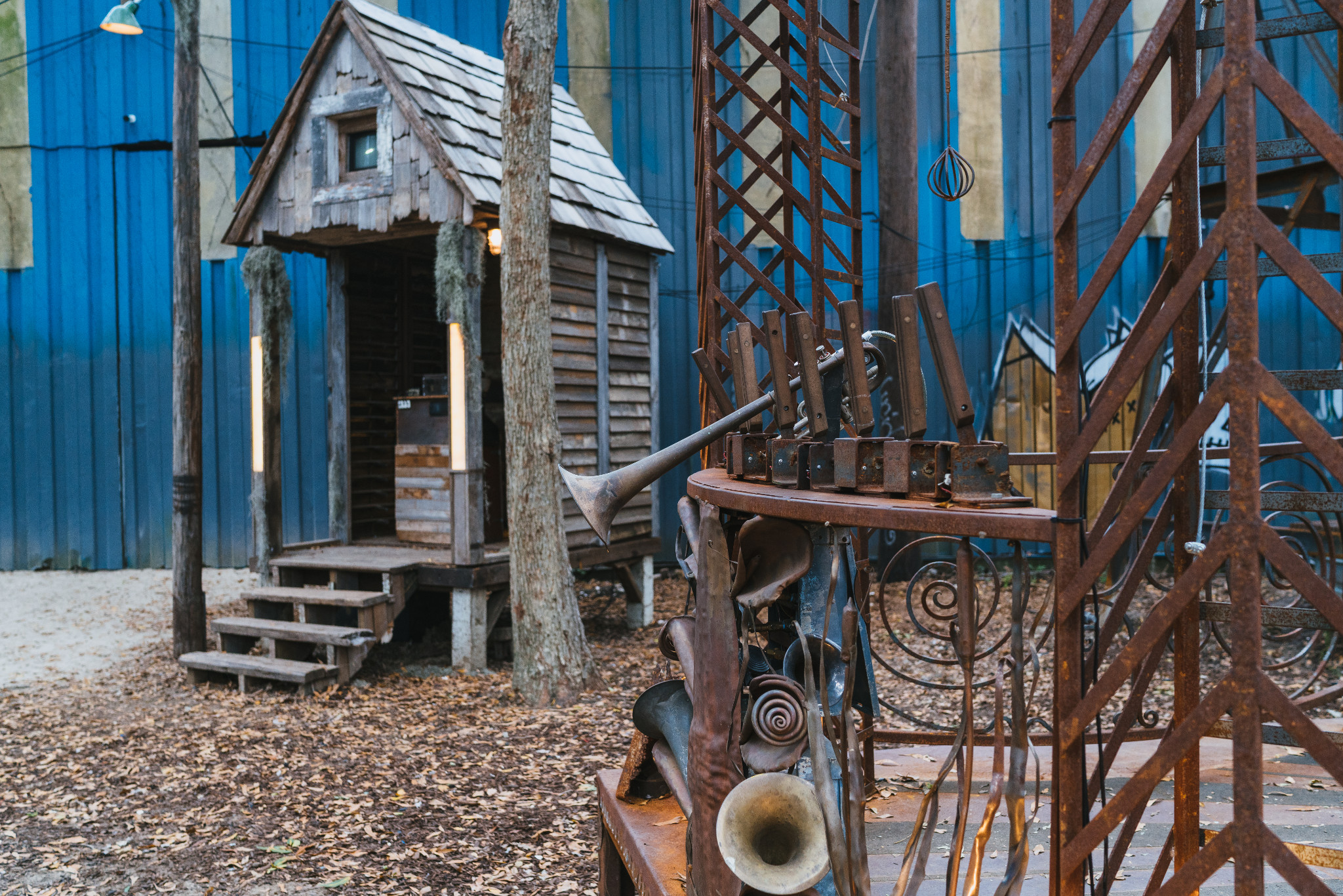 The Music Box Village (Photo: Paul Broussard)