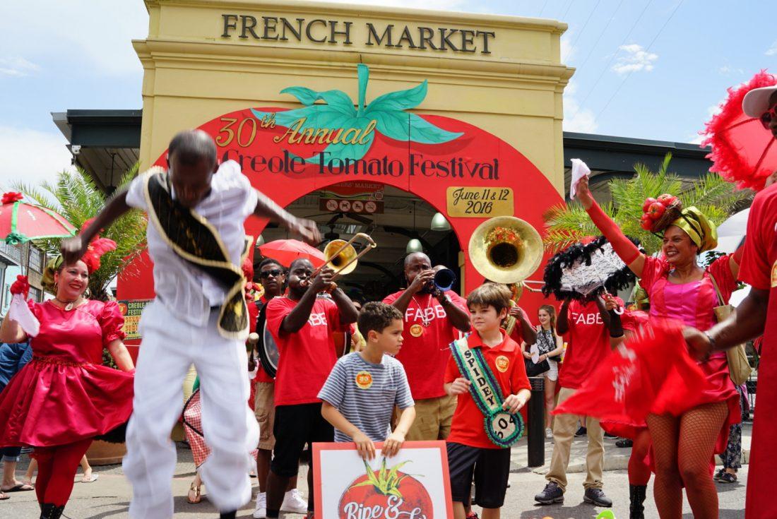 French Market Family Fun