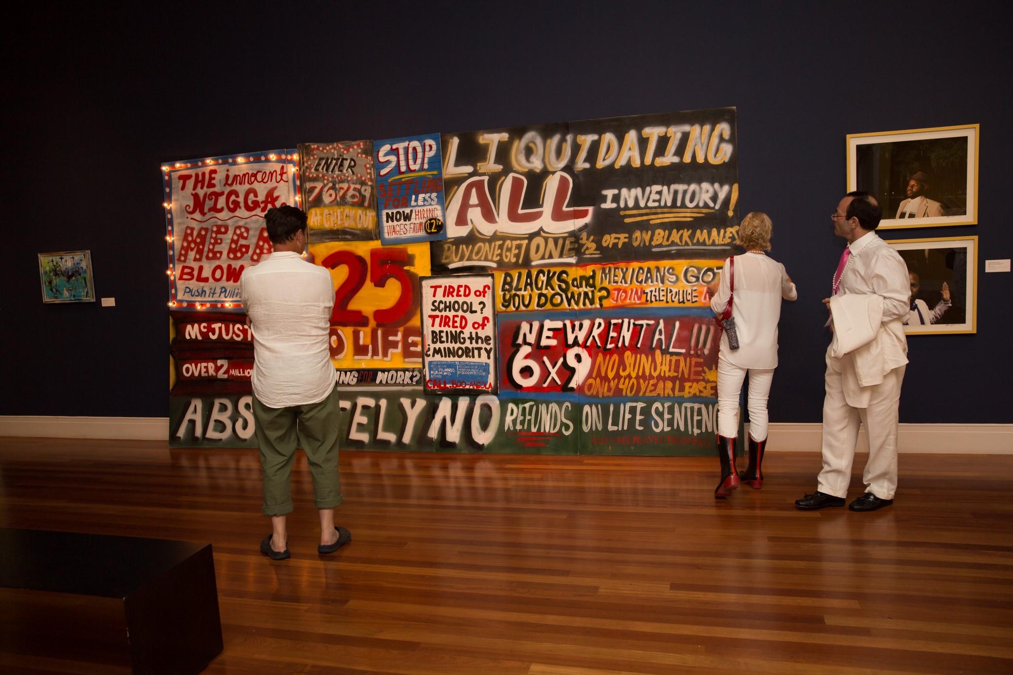 Ogden's Louisiana Contemporaries exhibit
