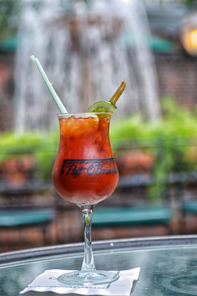 Pat O' Brien's bloody mary