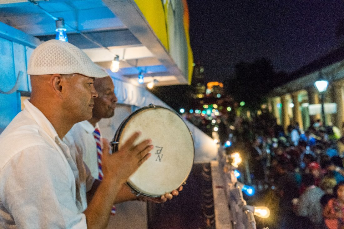 Photo credit: Paul Broussard (Carnaval Latino parade 2014)