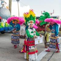 Photo credit: Paul Broussard (Carnaval Latino Parade)