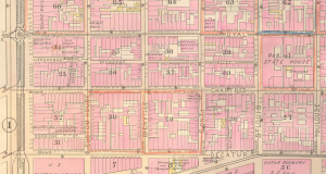 new orleans history map royal street exchange alley