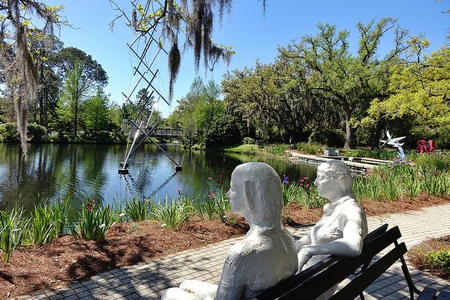 Besthoff Sculpture Garden City Park new orleans