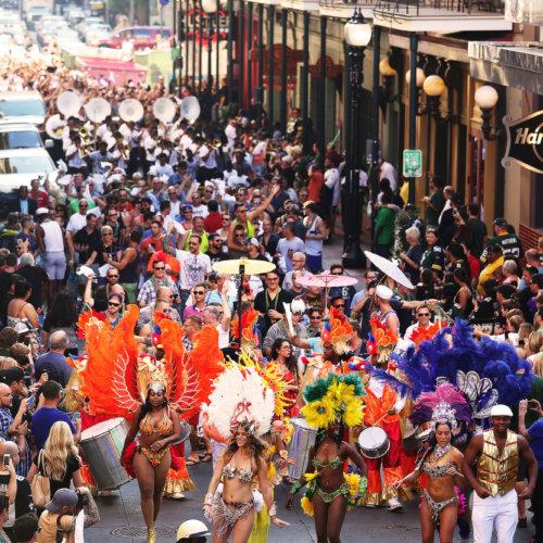 Halloween New Orleans