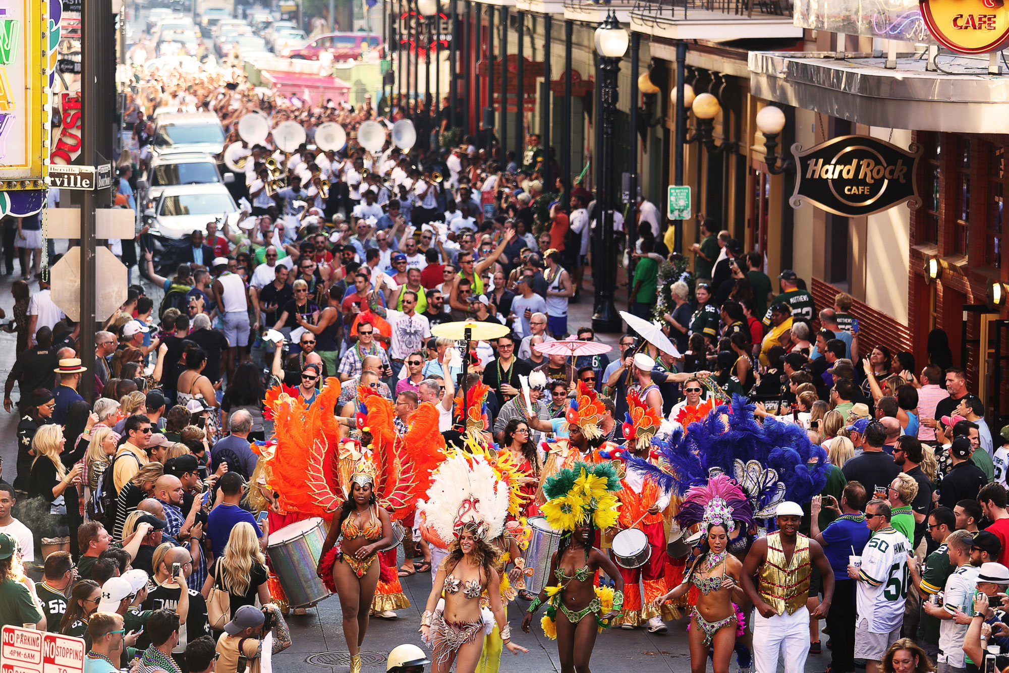 What To Do in New Orleans in October
