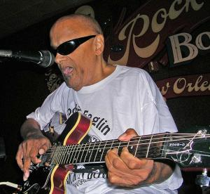 Snooks Eaglin was a legendary blind guitarist in New Orleans. (Photo: Wikipedia)