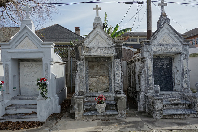 st. louis cemetery no 3 new orleans history