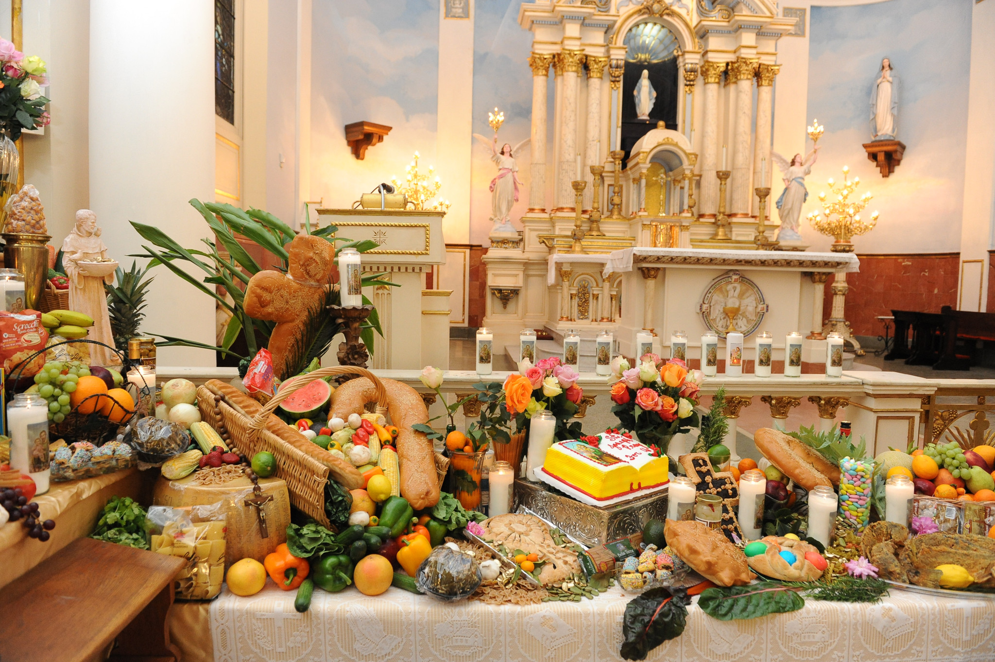 New Orleans St Josephs Day Altars A Feast For All