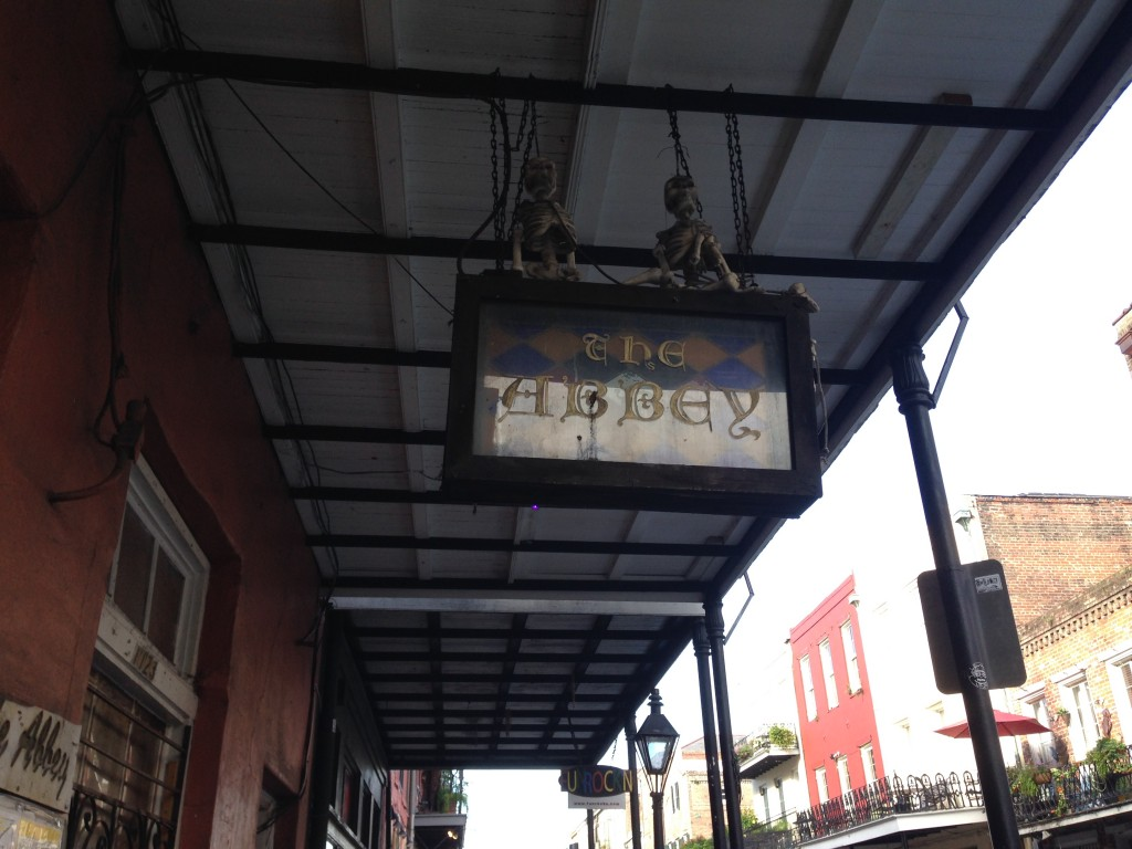 the abbey new orleans dive bars