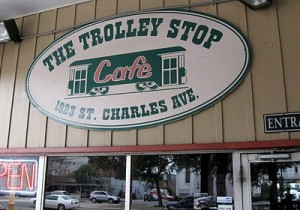 Trolley Stop Cafe New Orleans