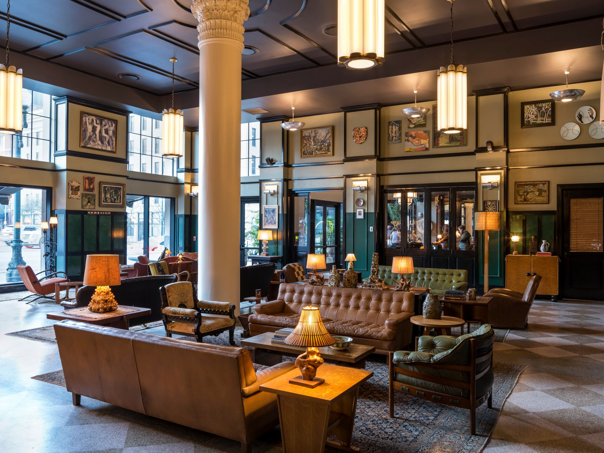 New hotels in new orleans for Boutique hotel nrw