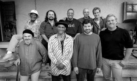 Voice of the Wetlands All-Stars New Orleans