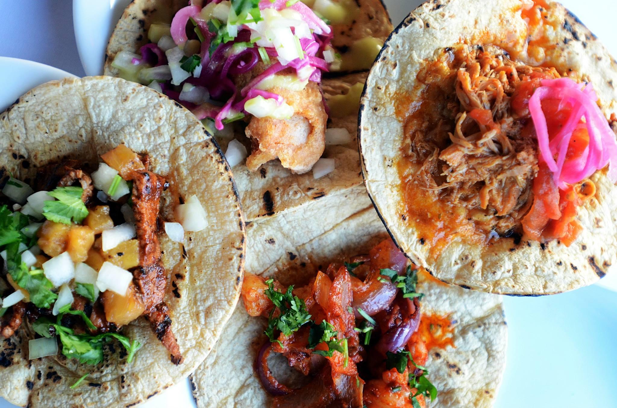 arana tacos