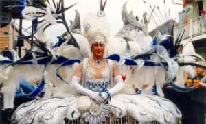 Mardi Gras Bourbon Street Awards New Orleans