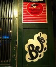 BJ's Lounge. Photo by Melanie Merz, courtesy of WWOZ.