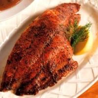 Blackened Redfish
