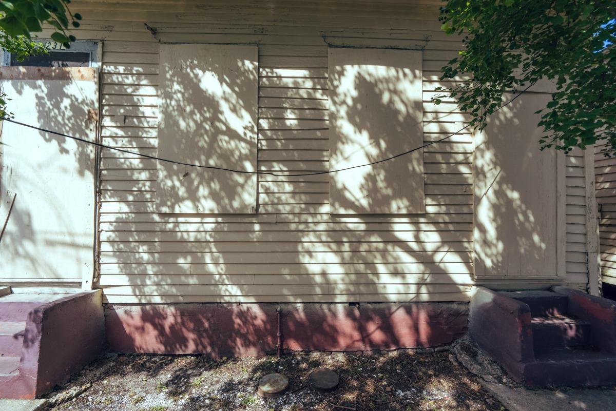 Buddy Bolden's home. (Photo: Paul Broussard)