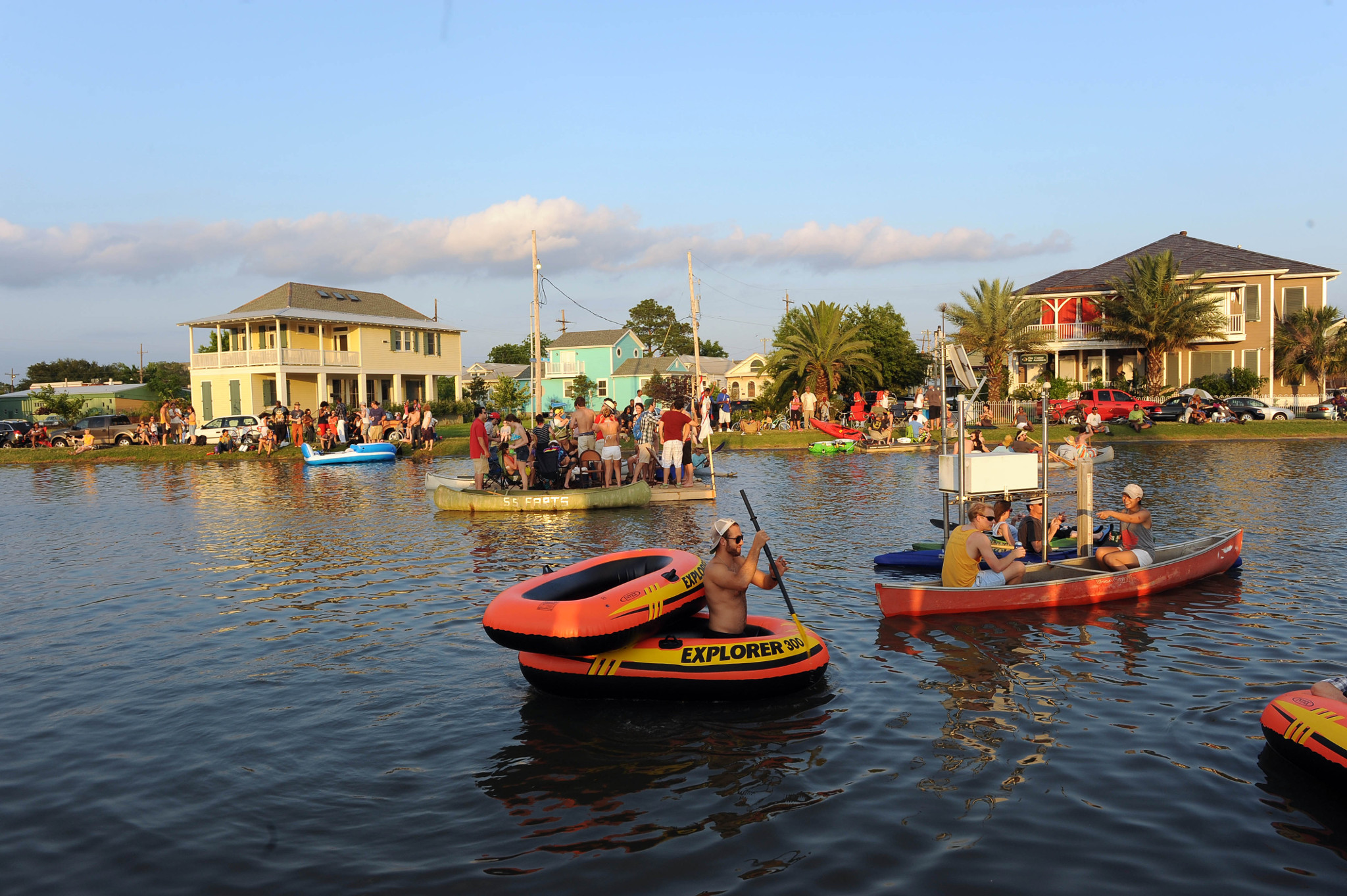 Bayou Boogaloo. (Photo: Paul Broussard)