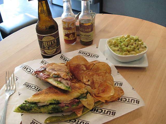 butcher new orleans cuban sandwich
