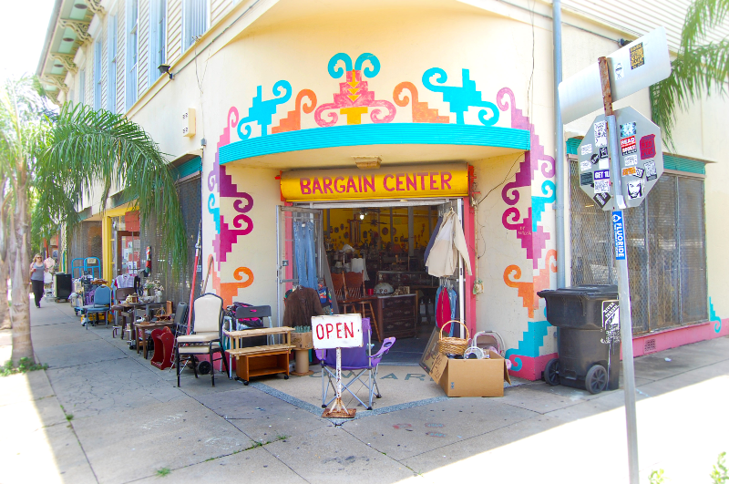 A piece of the colorful Bywater (Photo by Cheryl Gerber)