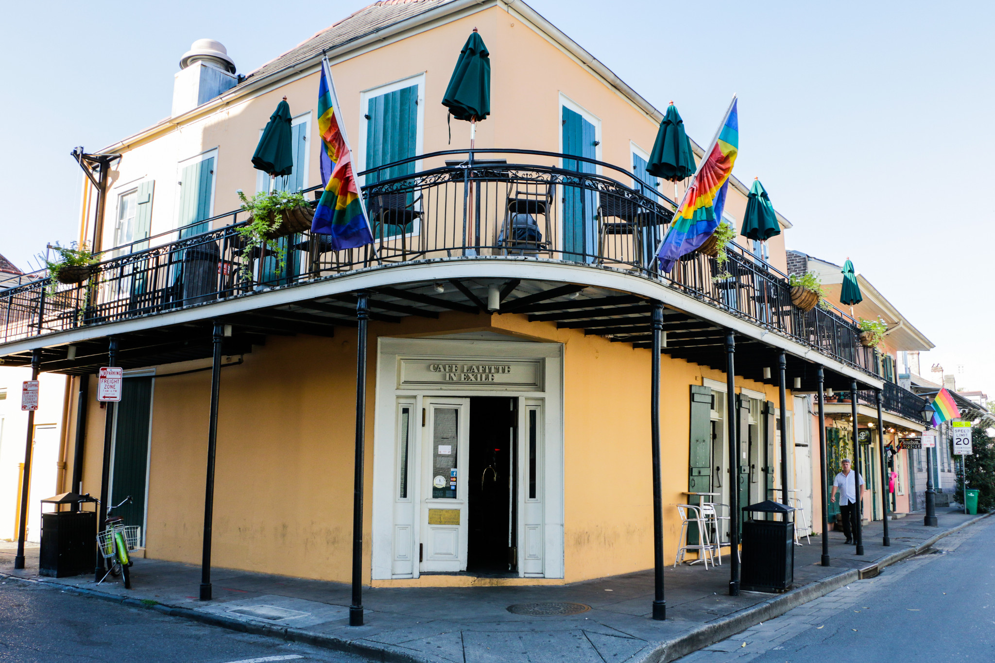 Cafe Lafitte in Exile. (Photo: Paul Broussard)