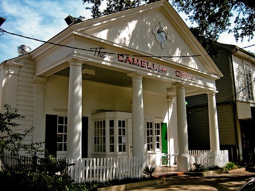 camelia grill new orleans restaurant
