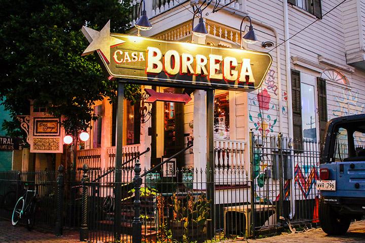 Casa Borrega on Oretha Castle Haley in Central City (Photo: Rebecca Ratliff)