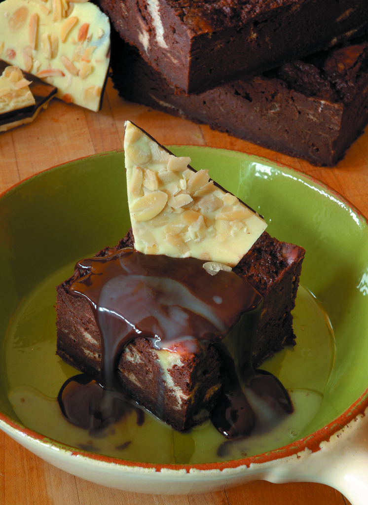 Double Chocolate Bread Pudding from Red Fish Grill. Photo courtesy of visitnola on Flickr.
