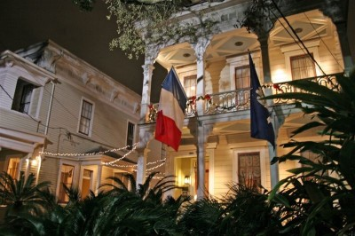 Banana Courtyard New Orleans Bed Breakfast You