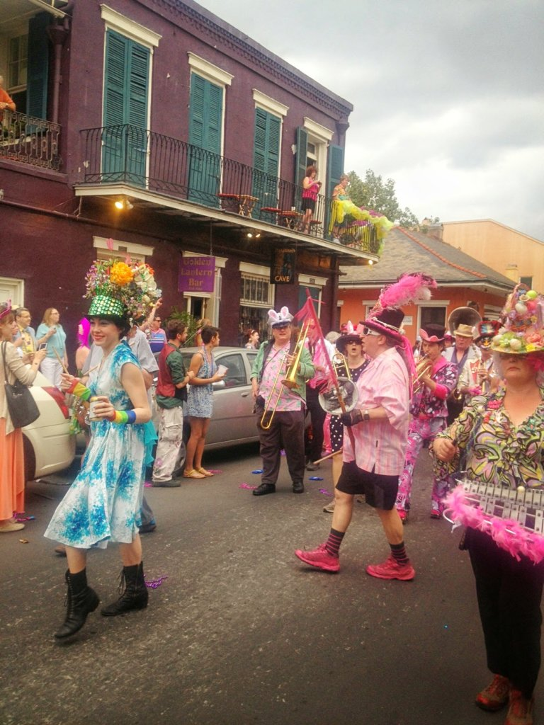 easter new orleans