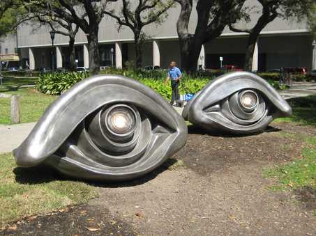 Louise Bourgeois Sculpture for New Orleans