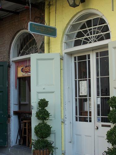 new orleans book shop