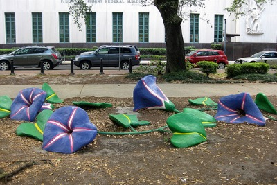 Aria da Capo Sculpture for New Orleans