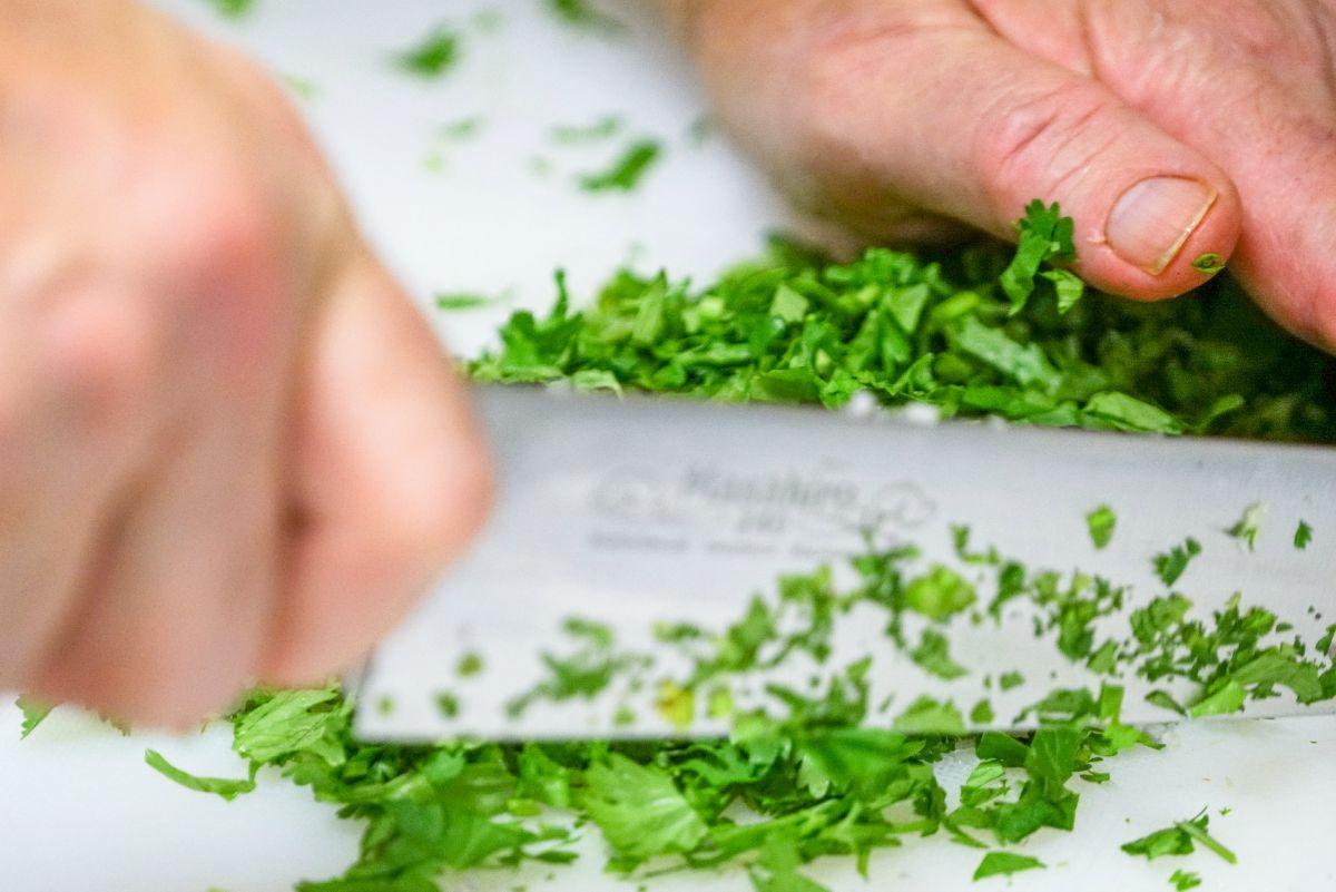 flynn chops parsley
