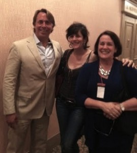 John Besh at the International Food Blogging Conference in New Orleans