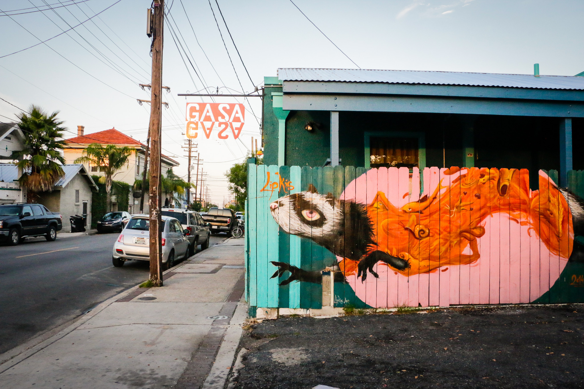 Gasa Gasa on Freret Street. (Photo: Rebecca Ratliff)