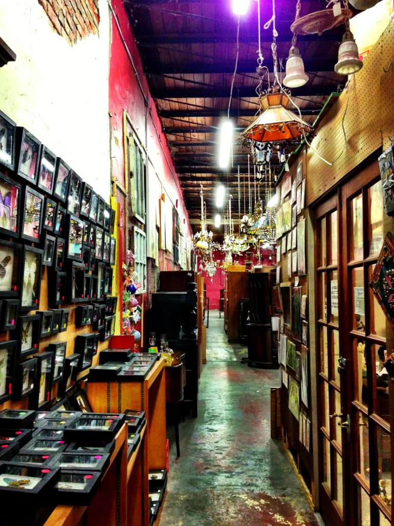 greg's antiques new orleans