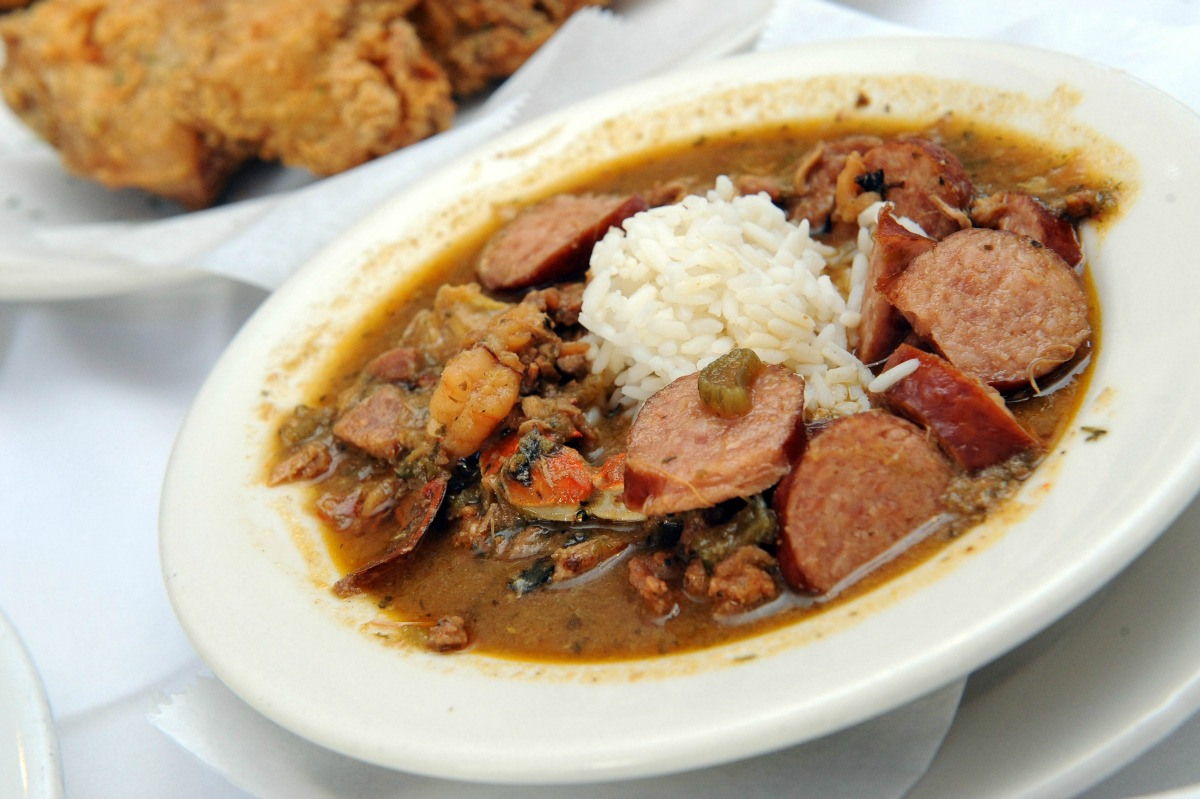 Gumbo and good times treme creole gumbo festival for Authentic new orleans cuisine