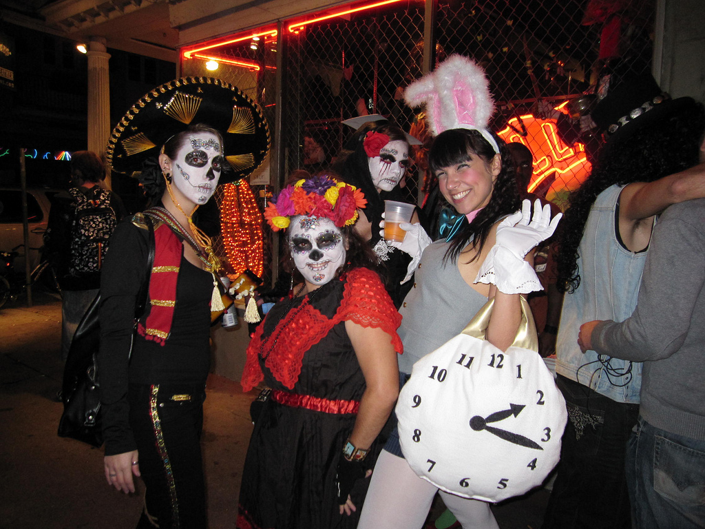 new orleans halloween halloween in new orleans & GoNOLA Recommends: 5 Things To Do In New Orleans This Weekend ...