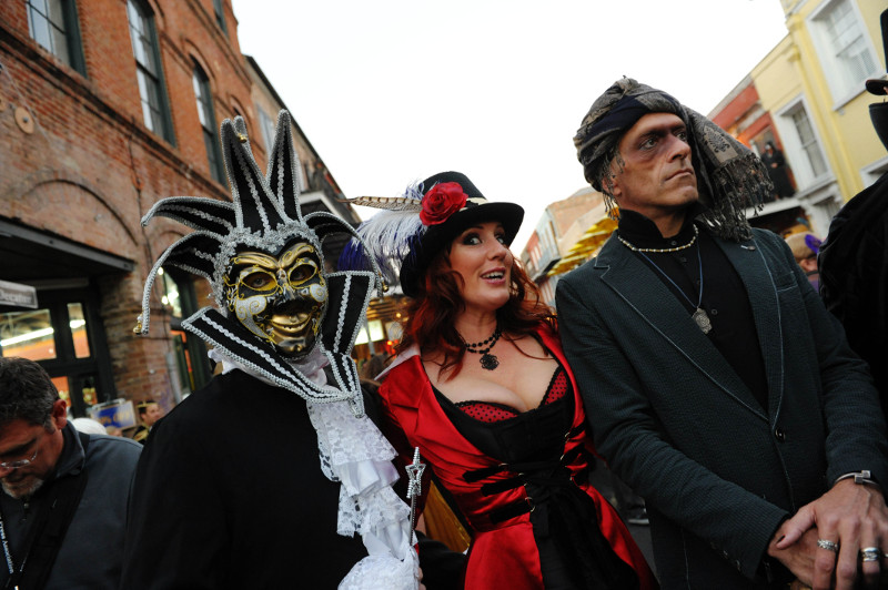 halloween in new orleans - New Orleans Halloween Parties