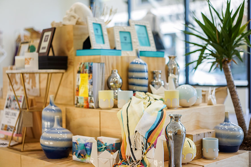 Pick up some pretty at Hattie Sparks in the South Market District (Photo: Paul Broussard)