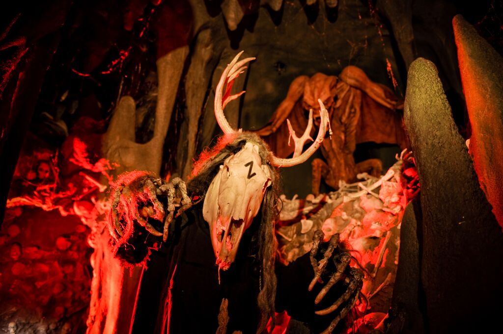 Tour the haunted House of Shock during the Halloween season. (Photo courtesy House of Shock)